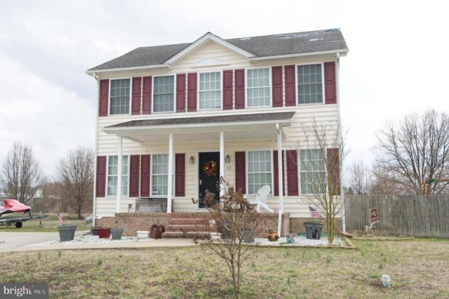 57 Sugar Drive, EAST NEW MARKET, MD 21631 (#MDDO121824) :: RE/MAX Coast and Country