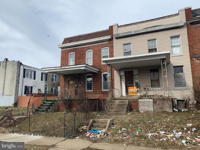 3720 Oakmont Avenue, BALTIMORE, MD 21215 (#MDBA440654) :: Dart Homes