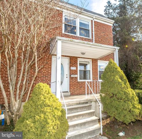 4211 Elsa Terrace, BALTIMORE, MD 21211 (#MDBA440666) :: Remax Preferred | Scott Kompa Group