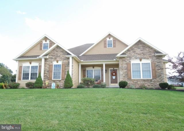 7 Martins Ridge Drive, HANOVER, PA 17331 (#PAYK112238) :: The Heather Neidlinger Team With Berkshire Hathaway HomeServices Homesale Realty