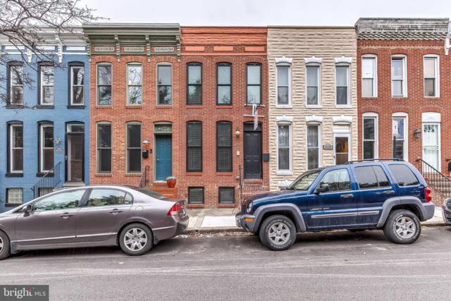 1530 Boyle Street, BALTIMORE, MD 21230 (#MDBA440686) :: The Maryland Group of Long & Foster