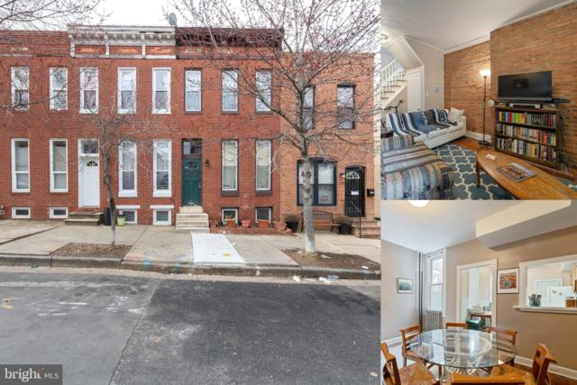 128 N Collington Avenue, BALTIMORE, MD 21231 (#MDBA440690) :: Browning Homes Group