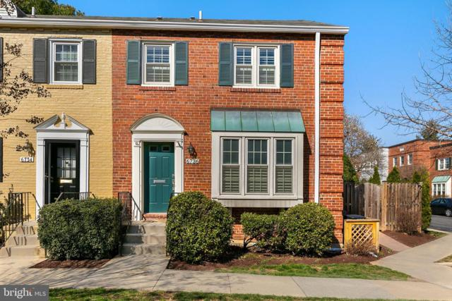 6736 Kenwood Forest Lane #19, CHEVY CHASE, MD 20815 (#MDMC624698) :: The Foster Group