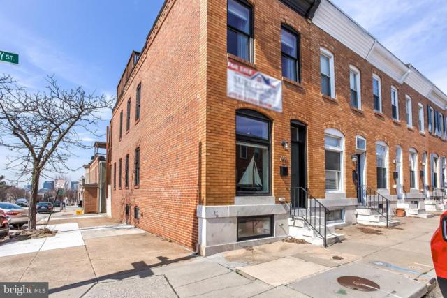 748 S Curley Street, BALTIMORE, MD 21224 (#MDBA440704) :: Great Falls Great Homes