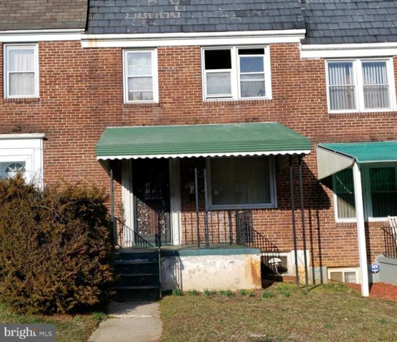 925 Wicklow Road, BALTIMORE, MD 21229 (#MDBA440708) :: The Speicher Group of Long & Foster Real Estate