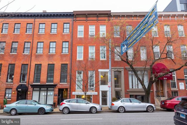 810 N Calvert Street, BALTIMORE, MD 21202 (#MDBA440718) :: AJ Team Realty