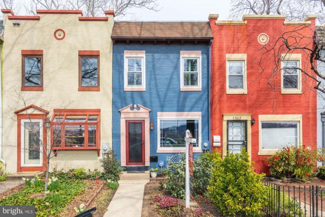1360 L Street SE, WASHINGTON, DC 20003 (#DCDC403046) :: TVRG Homes