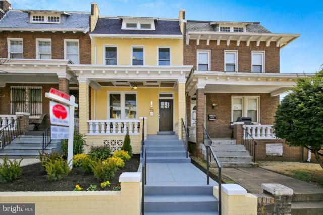 916 Quincy Street NW, WASHINGTON, DC 20011 (#DCDC403050) :: Browning Homes Group