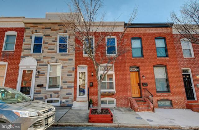 1011 S Bouldin Street, BALTIMORE, MD 21224 (#MDBA440740) :: The Putnam Group