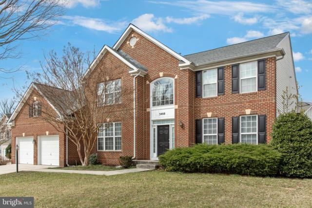 5408 Fords Endeavor Drive, BOWIE, MD 20720 (#MDPG504286) :: Stevenson Residential Group of Keller Williams Legacy Central