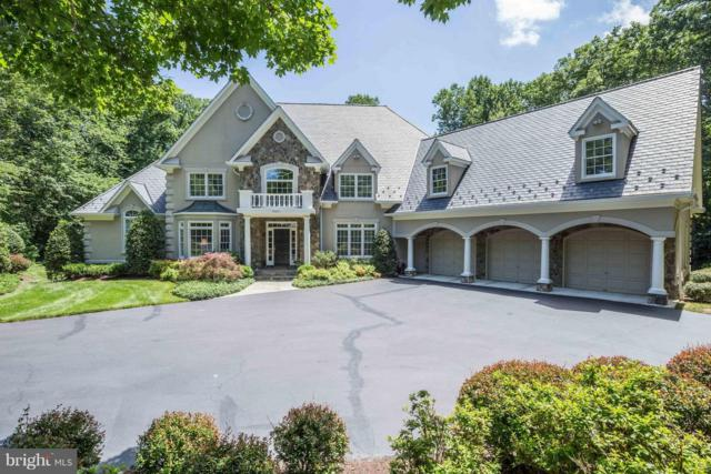 10020 Windy Hollow Road, GREAT FALLS, VA 22066 (#VAFX1001880) :: Cristina Dougherty & Associates