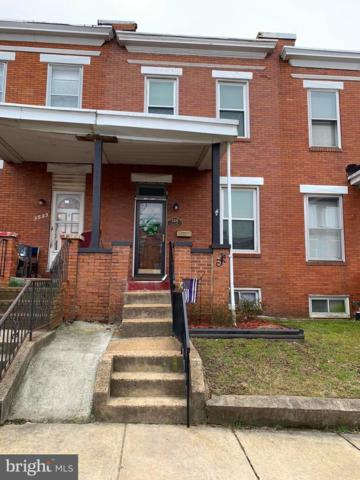 3521 Esther Place, BALTIMORE, MD 21224 (#MDBA440762) :: Advance Realty Bel Air, Inc