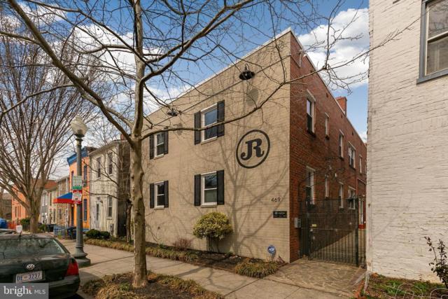 469 Ridge Street NW #8, WASHINGTON, DC 20001 (#DCDC403098) :: Great Falls Great Homes