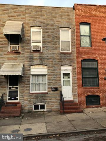 814 S Port Street, BALTIMORE, MD 21224 (#MDBA440764) :: The Putnam Group