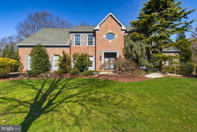 10 Jarrett Court, PRINCETON JUNCTION, NJ 08550 (#NJME267000) :: Colgan Real Estate