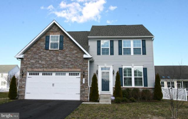 405 Amberly Court, MILLSBORO, DE 19966 (#DESU134586) :: Remax Preferred | Scott Kompa Group