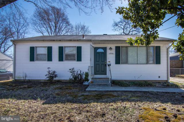 2510 Lakehurst Avenue, DISTRICT HEIGHTS, MD 20747 (#MDPG504364) :: Great Falls Great Homes