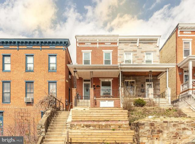 1026 W 38TH Street, BALTIMORE, MD 21211 (#MDBA440836) :: Browning Homes Group