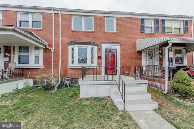 1207 Walker Avenue, BALTIMORE, MD 21239 (#MDBA440844) :: Blue Key Real Estate Sales Team