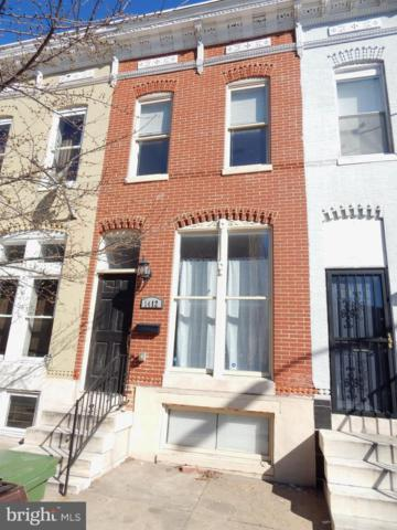 1412 E Oliver Street, BALTIMORE, MD 21213 (#MDBA440846) :: Great Falls Great Homes