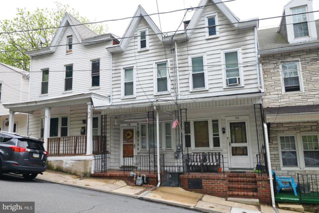 519-1/2 E Arch Street, POTTSVILLE, PA 17901 (#PASK124464) :: The Heather Neidlinger Team With Berkshire Hathaway HomeServices Homesale Realty