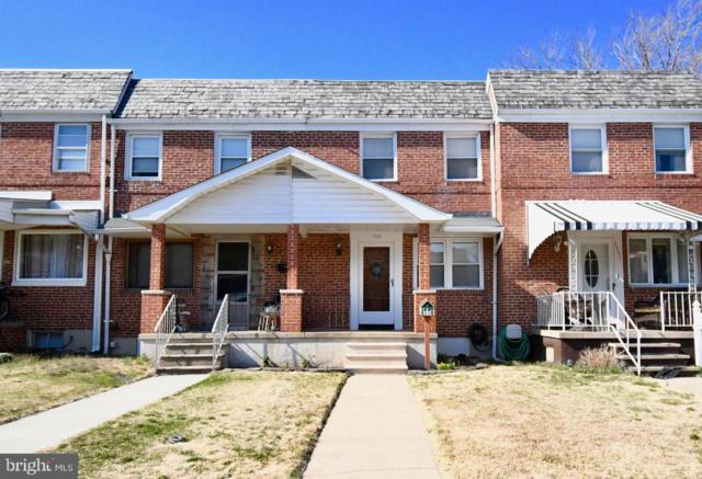 7732 Wynbrook Road, BALTIMORE, MD 21224 (#MDBC435950) :: The Sebeck Team of RE/MAX Preferred
