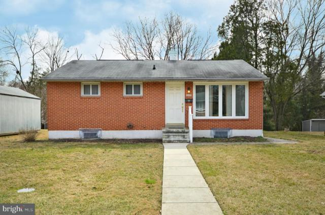1605 Greenspring Drive, LUTHERVILLE TIMONIUM, MD 21093 (#MDBC435960) :: The Sebeck Team of RE/MAX Preferred