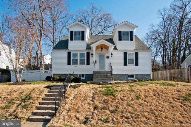 2401 S Culpeper Street, ARLINGTON, VA 22206 (#VAAR140704) :: Remax Preferred | Scott Kompa Group