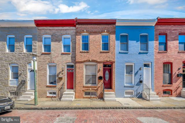 11 N Streeper Street, BALTIMORE, MD 21224 (#MDBA440882) :: Browning Homes Group