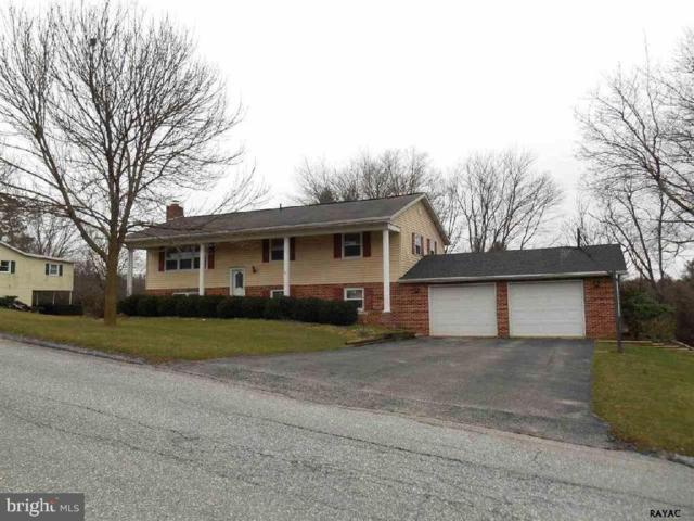 486 Bellaire Drive, YORK, PA 17402 (#PAYK112370) :: The Craig Hartranft Team, Berkshire Hathaway Homesale Realty