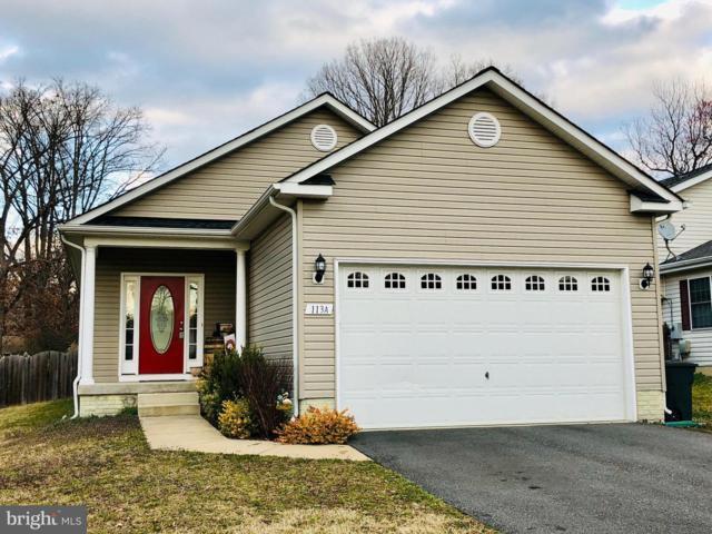113-A Hotchkiss Street, FREDERICKSBURG, VA 22408 (#VASP204318) :: Colgan Real Estate