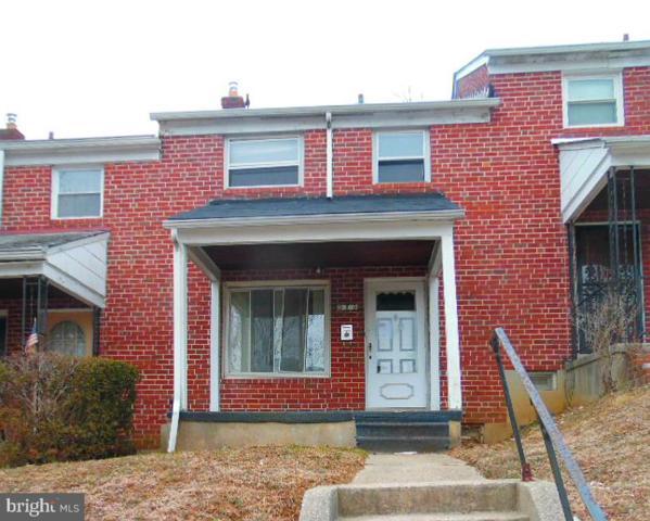580 S Beechfield Avenue, BALTIMORE, MD 21229 (#MDBA440894) :: Great Falls Great Homes