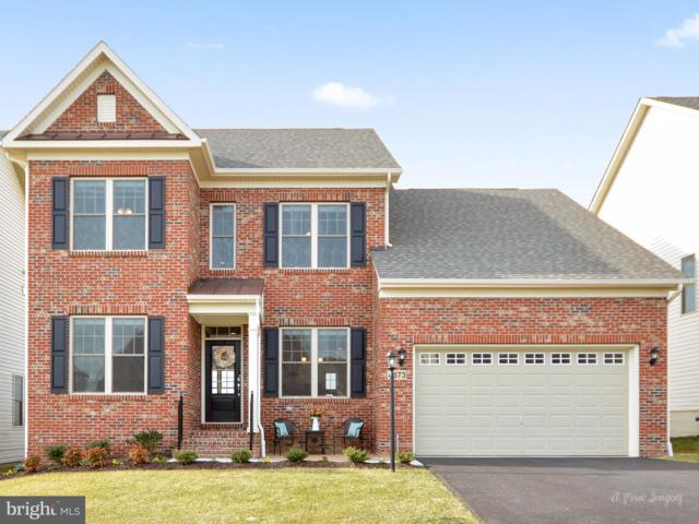 4373 Shamrock Drive, MONROVIA, MD 21770 (#MDFR234636) :: Charis Realty Group