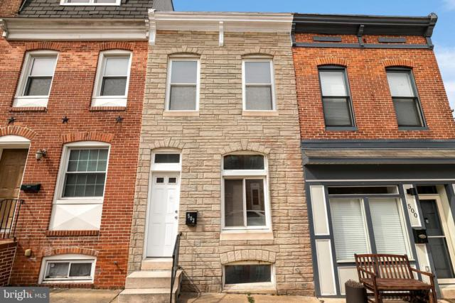 502 S Bouldin Street, BALTIMORE, MD 21224 (#MDBA440906) :: Browning Homes Group