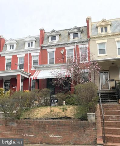 112 V Street NE, WASHINGTON, DC 20002 (#DCDC403264) :: Bob Lucido Team of Keller Williams Integrity