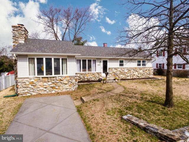 310 Baylor Road, GLEN BURNIE, MD 21061 (#MDAA378398) :: Colgan Real Estate