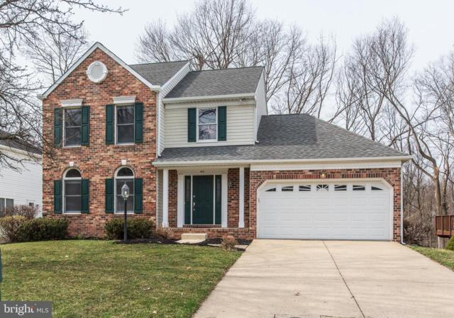 414 Dellcrest Drive, FOREST HILL, MD 21050 (#MDHR223158) :: Advance Realty Bel Air, Inc