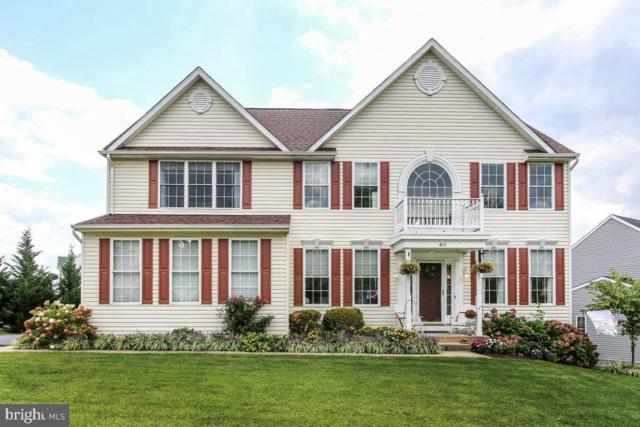 402 Bridlewreath Way, MOUNT AIRY, MD 21771 (#MDCR182460) :: Colgan Real Estate