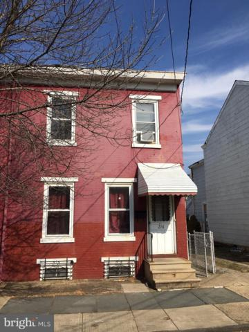 216 Ashmore Avenue, TRENTON, NJ 08611 (#NJME267076) :: Keller Williams Realty - Matt Fetick Team