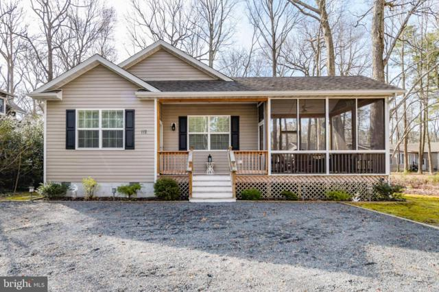 112 Tail Of The Fox Drive, OCEAN PINES, MD 21811 (#MDWO104496) :: The Bob & Ronna Group