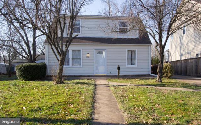 266 Moseby Drive, MANASSAS PARK, VA 20111 (#VAMP111732) :: Great Falls Great Homes