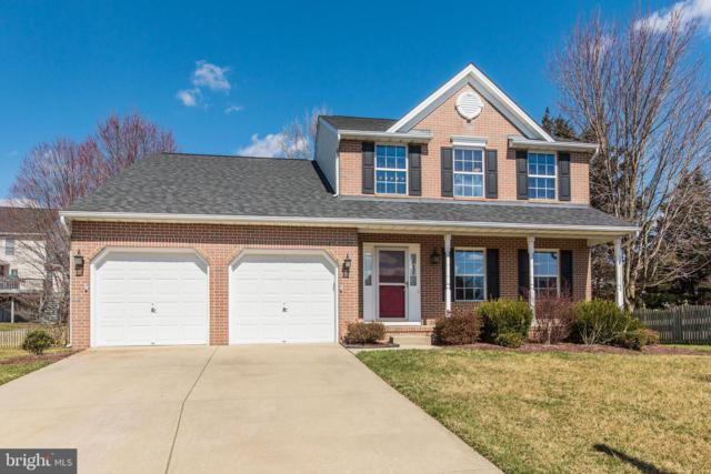734 Rosecroft Court, FOREST HILL, MD 21050 (#MDHR223170) :: Advance Realty Bel Air, Inc
