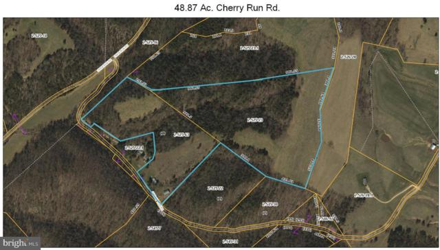 Cherry Run Road, MATHIAS, WV 26812 (#WVHD104688) :: LoCoMusings