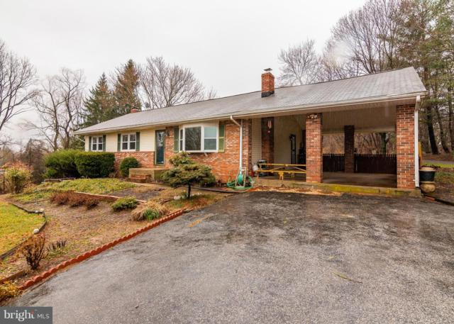 15955 Old Frederick Road, MOUNT AIRY, MD 21771 (#MDHW251524) :: Colgan Real Estate