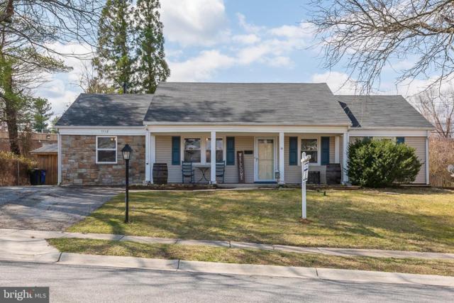 1118 Parkington Lane, BOWIE, MD 20716 (#MDPG504536) :: Colgan Real Estate