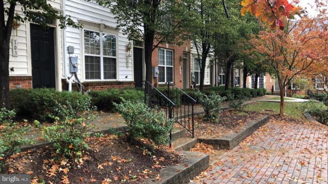 103 Danbury Street SW, WASHINGTON, DC 20032 (#DCDC403368) :: The Putnam Group