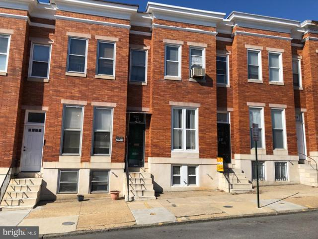 2006 W Lexington Street, BALTIMORE, MD 21223 (#MDBA441016) :: AJ Team Realty