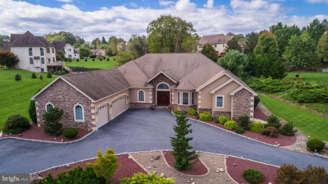 1513 Woodcreek Drive, MECHANICSBURG, PA 17055 (#PACB110462) :: Teampete Realty Services, Inc