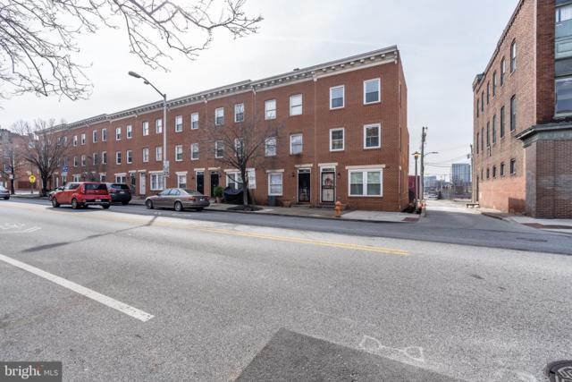 1423 E Baltimore Street, BALTIMORE, MD 21231 (#MDBA441058) :: The Sebeck Team of RE/MAX Preferred