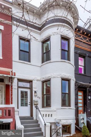 40 U Street NW, WASHINGTON, DC 20001 (#DCDC403486) :: Eng Garcia Grant & Co.